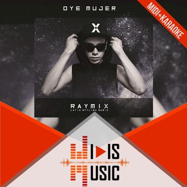 Midi File Oye mujer - Midismusic - Professional MIDI